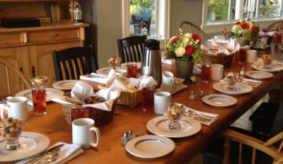 bed and breakfast salt spring island quarrystone