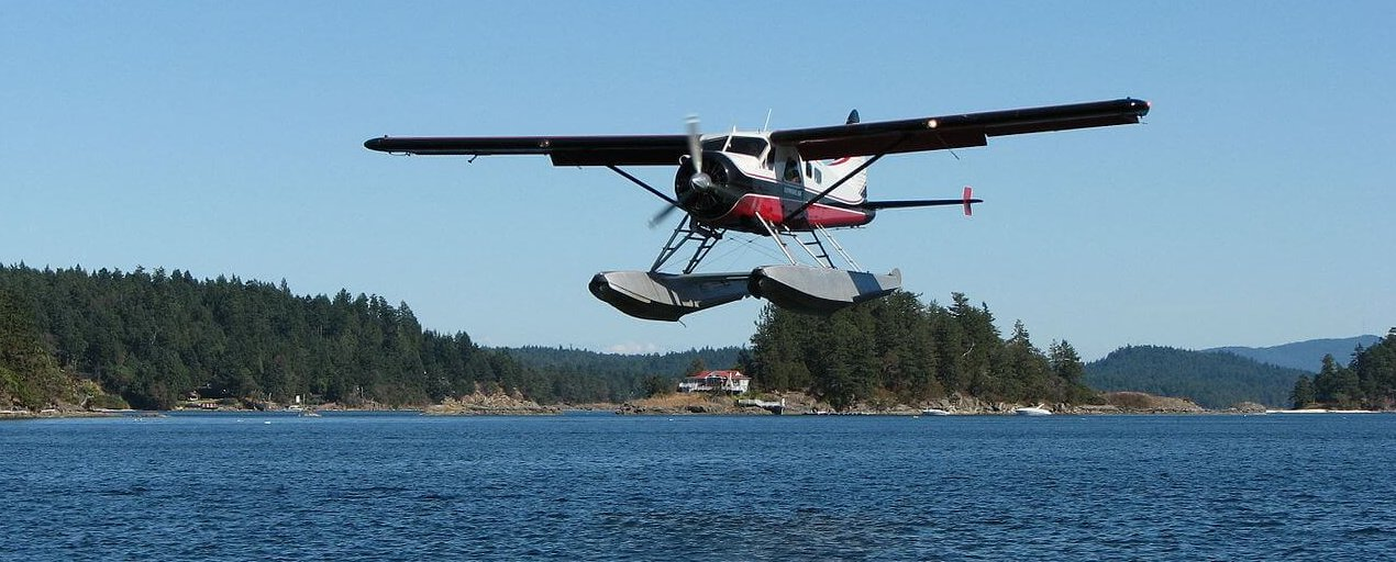 SeaPlane Salt Spring Air