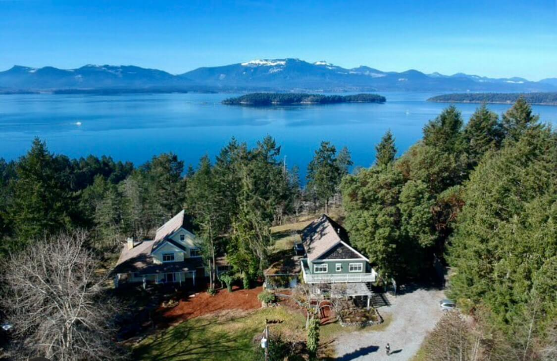 Salt Spring Island Bed and Breakfast | Quarrystone House